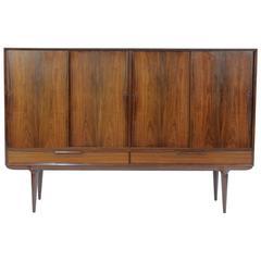 Signature Gunni Omann for Omann Juns Møbelfabrik Rosewood Sideboard
