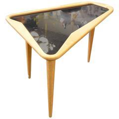 Charles Ramos Free-Form Coffee Table, circa 1950