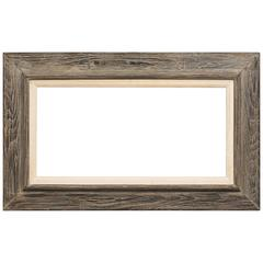 1950s pickled worm wood  Frame