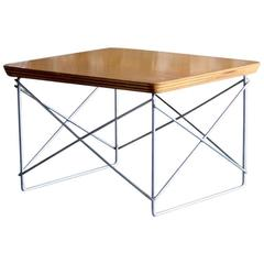 Early First Production LTR Table by Eames for Herman Miller