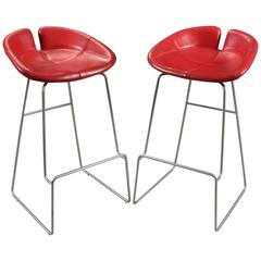 Bar Stools by Patricia Urquiola for Moroso