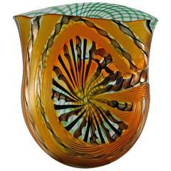 Afro Celotto, Sunflower Colors Vessel