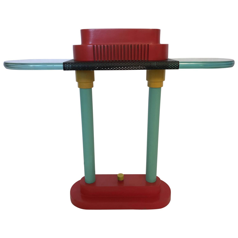 george kovacs furniture lighting decor  more   for sale at  - robert sonneman memphis lamp for george kovacs