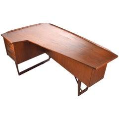Peter Lovig Danish Modern Desk
