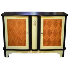 1930s French Art Deco Credenza