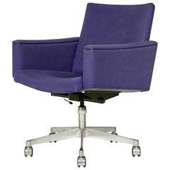 1960s Norway Rolling Desk Chair by Ring Mekanikk