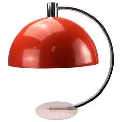 Large German Table Lamp from the 1970s