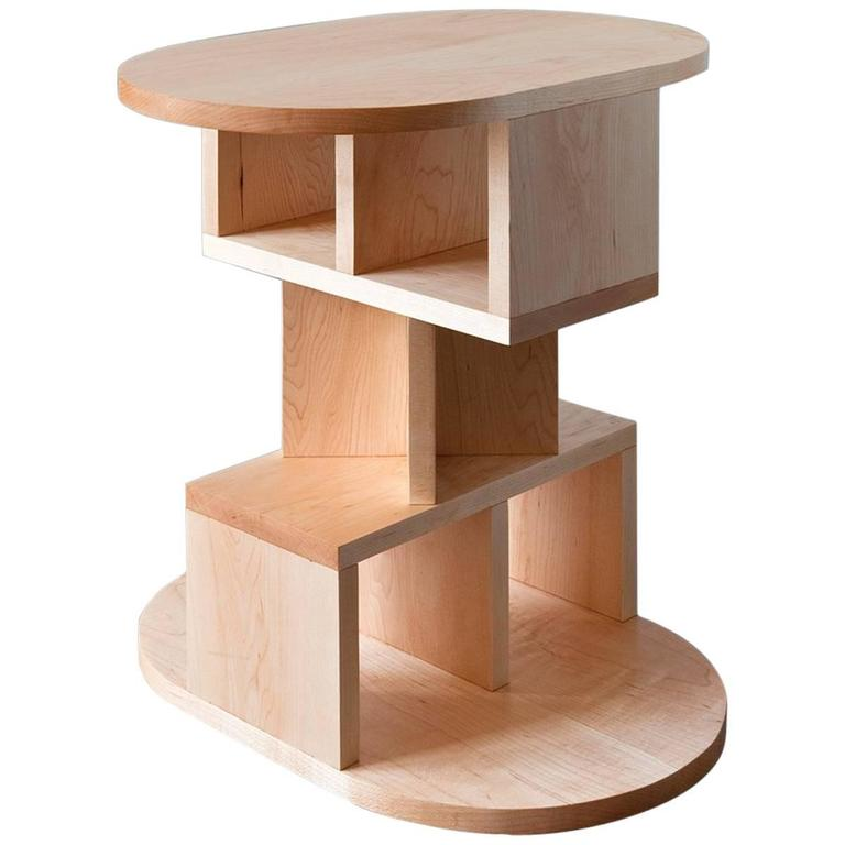 Double Pyramid Side Table