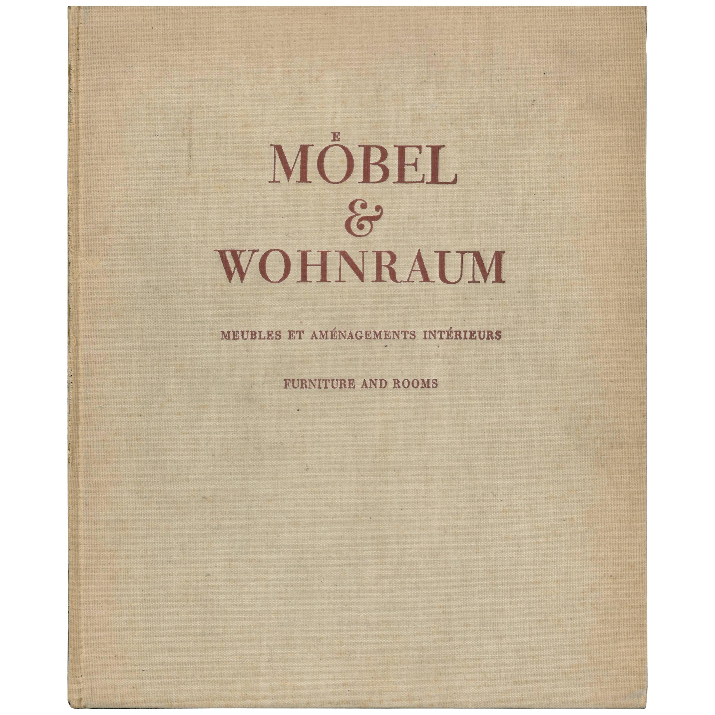 MOBEL & WOHNRAUM - Furniture & Rooms 'Book'