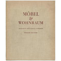 MOBEL & WOHNRAUM - Furniture & Rooms 'Book'