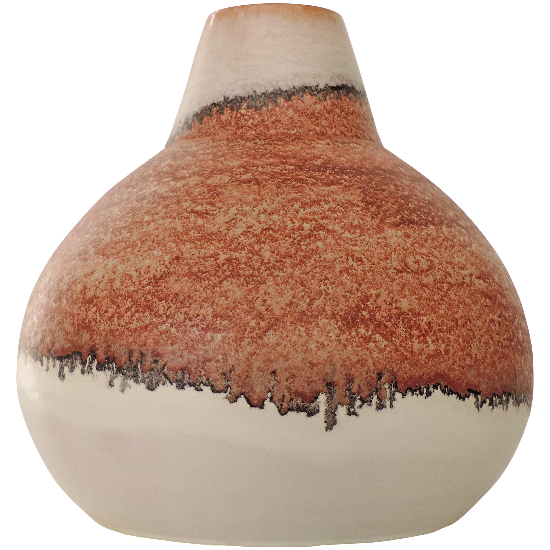 Splendid Marcello Fantoni Ceramic Vase