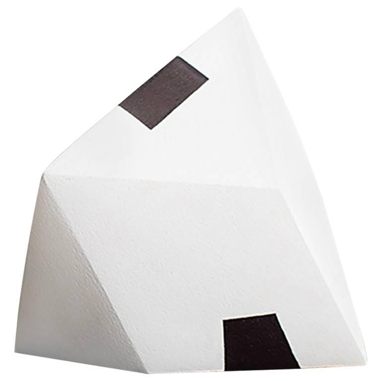 Glance Ceramic Sculpture by Jury Smith Modern Art Contemporary Sculpture For Sale
