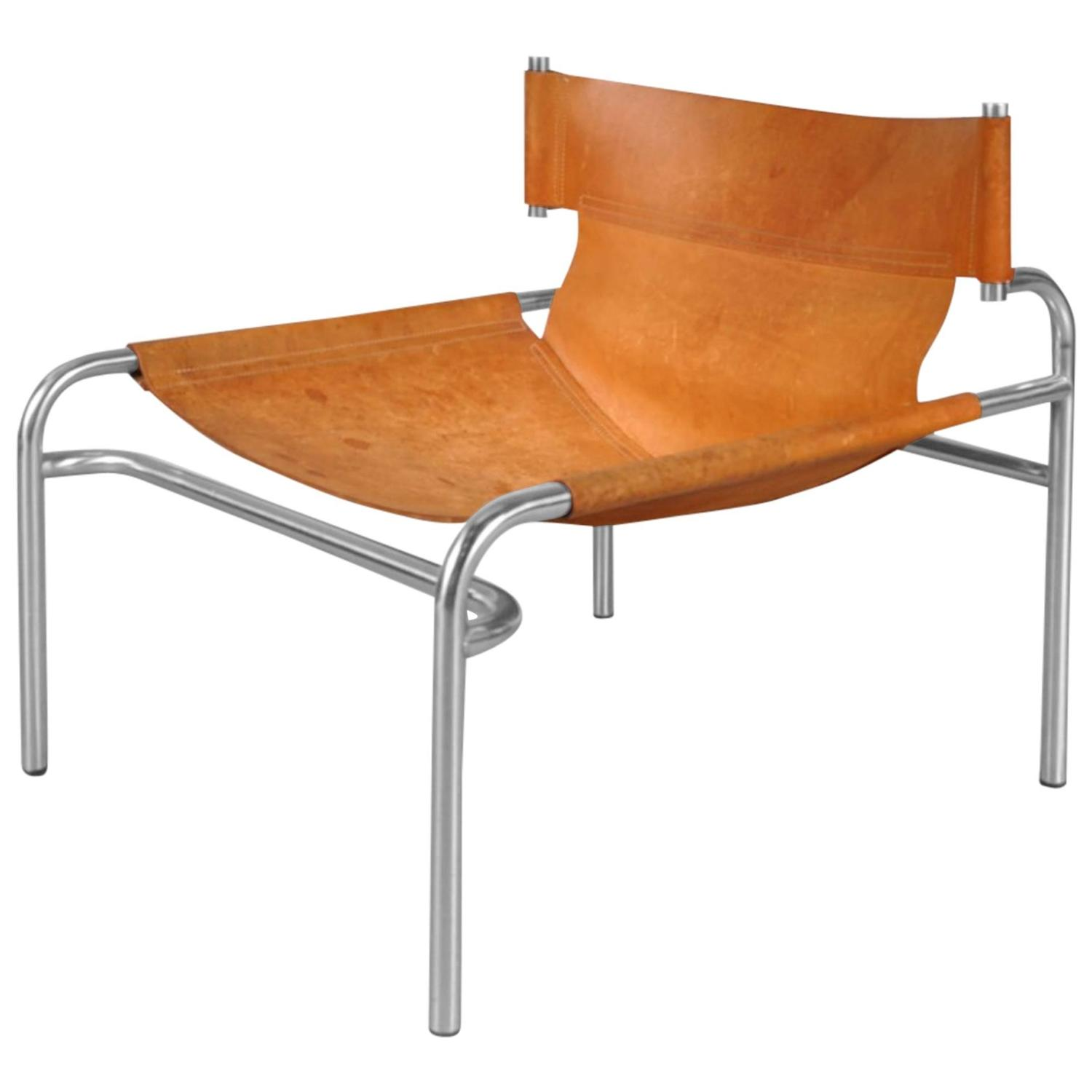 "Lounge Chair ""sz12"" by Walter Antonis for Spectrum Netherlands"