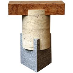 Tuskan Stool by Oeuffice