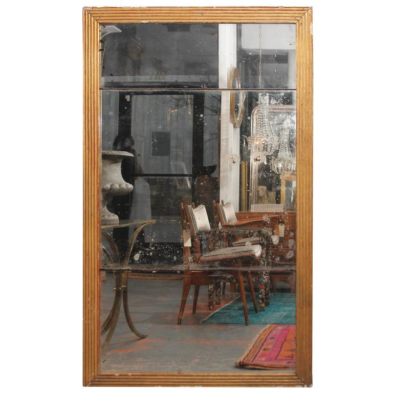 Large 18th Century Mirror, Italy For Sale