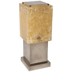 Maison Charles Fractale Resin Table Lamp