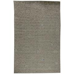 Over-Sized Contemporary Rug