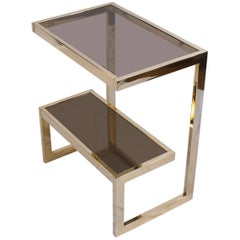 23-Carat Gold-Plated G-Console by Belgo Chrome