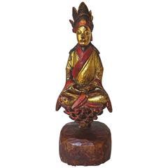 "Qing Dynasty ""Bodhisattva"", 18th Century"