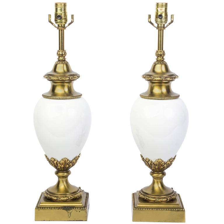 f lamp lamps stiffel brass and l furniture id for sale at table glass lighting