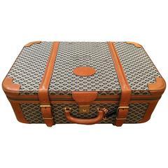 Goyard Vintage Suitcase