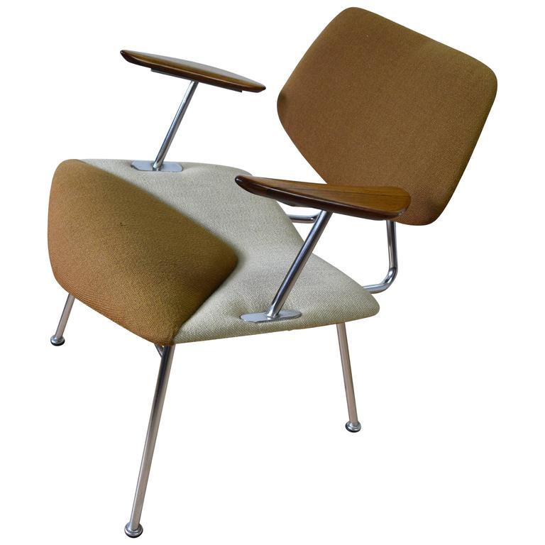 Danish Studio Chair by Vermund Larsen, 1961 For Sale