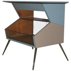 Desk Laminate, 1950 Italian Furniture Especially Gio Ponti Attributed