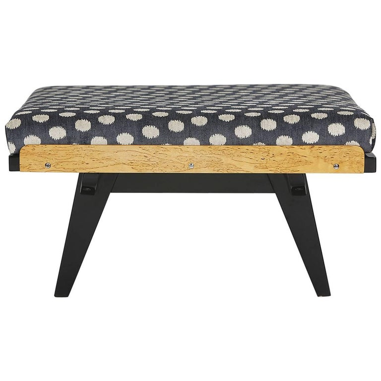 Coffee Table or Footstool from Tatra, 1960s For Sale