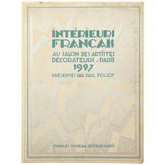 Interieurs Francais Au Salon Des Artistes Deorateurs, Paris 1927 by Paul Follot