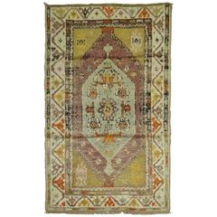 Anatolian Throw Rug