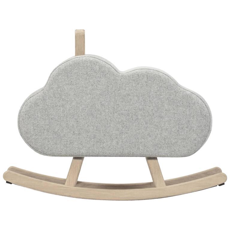 Iconic Cloud Child Rocker by Maison Deux