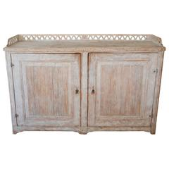 Swedish Gustavian Sideboard