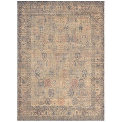 Late 19th Century Kerman Rug from Persia