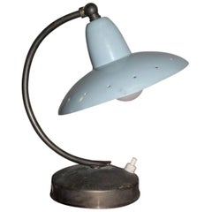 Original Table Lamp Italian Mid-Century Italian Design