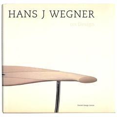 Hans J Wegner on Design 'Book'