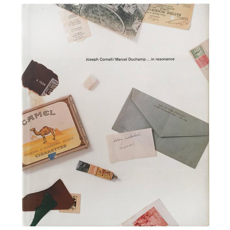 Joseph Cornell/Marcel Duchamp in Resonance For Sale