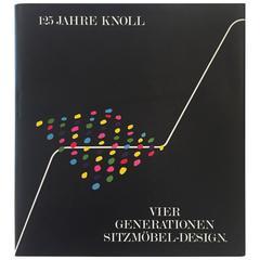 125 Jahre Knoll, Vier Generation Sitzmöbel-design, 1990