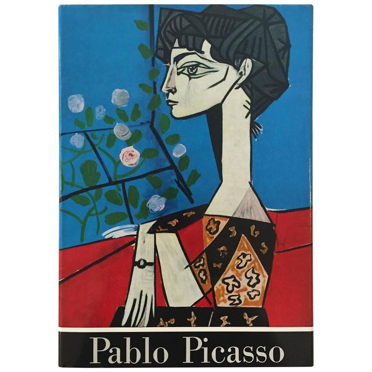 Pablo Picasso - a stunning monograph 1955