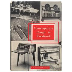 S. H Glenister, Contemporary Design in Woodwork, 1955