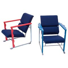 Experiment Lounge Chairs by Kukkapuro