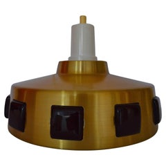 Swedish Mid-Century Ceiling Lamp, 1960s