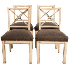 'x' Back Side Chairs