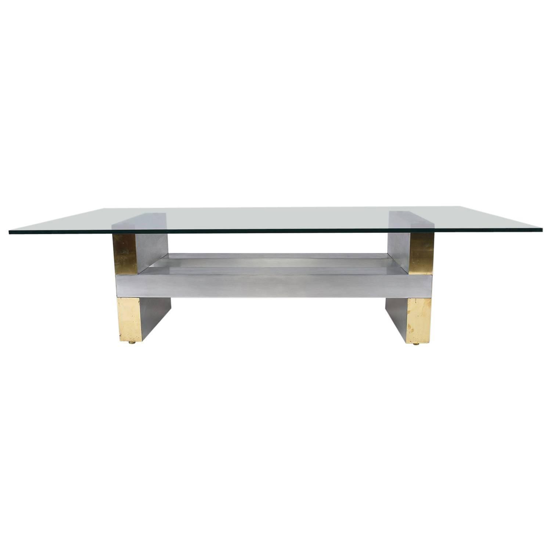 Paul Evans Style Coffee Table