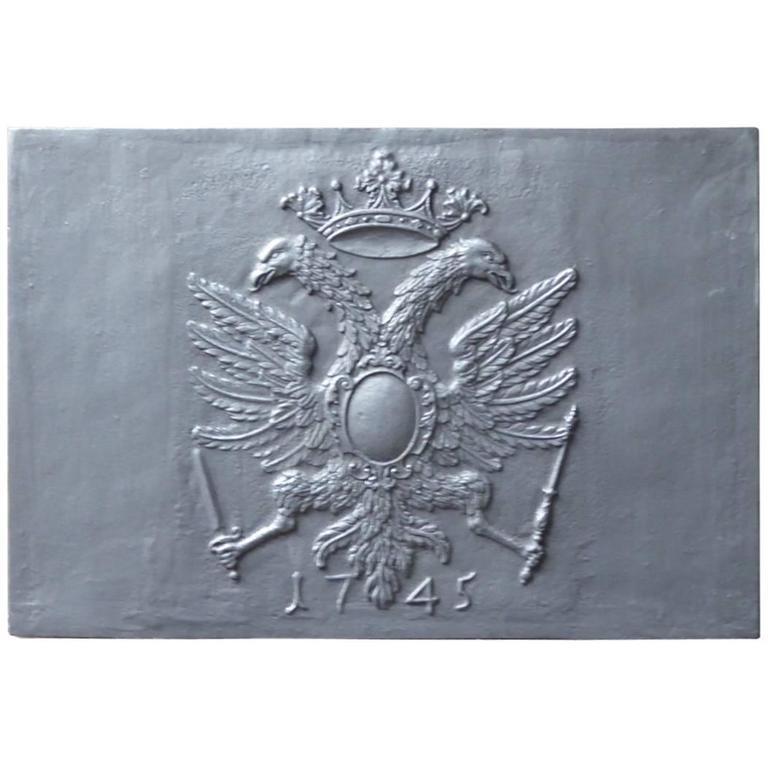 'Coat of Arms' Fireback