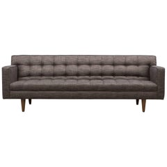 Edward Wormley Sofa 'b' New Upholstery