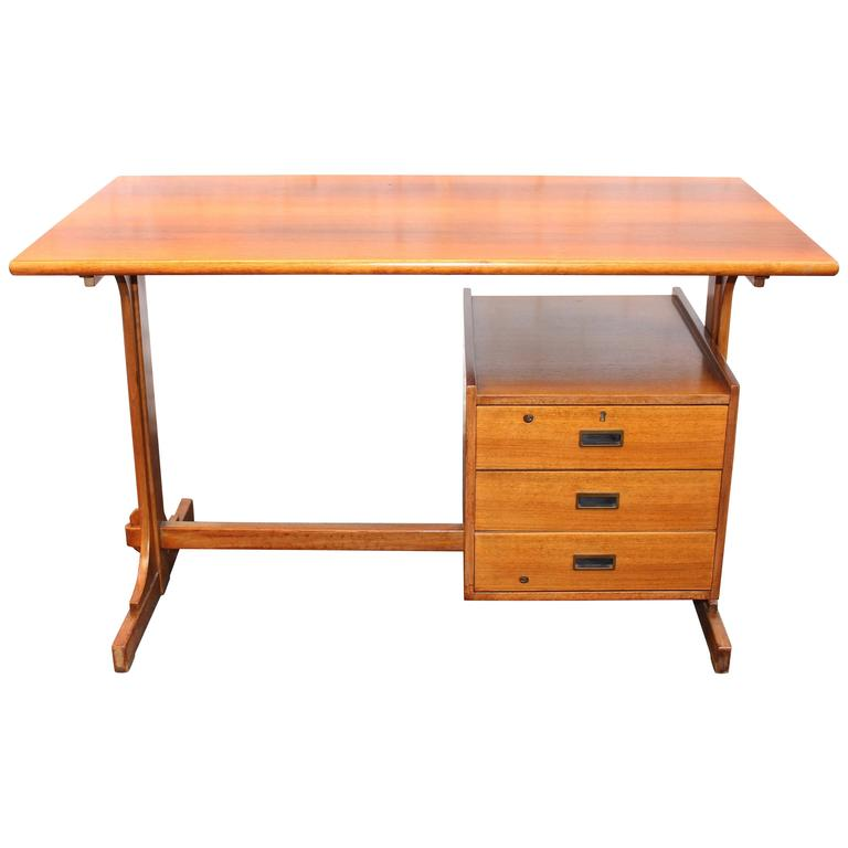 Italian Desk Attributed to Franco Albini 1