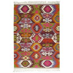 Kilim Flat-Weave