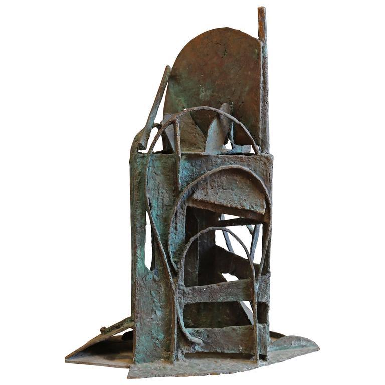 Bronze Sculpture, 1960s = MOVING SALE !!!!!!