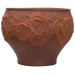 David Cressey Pro Artisan Collection 'Solar' Design Ceramic Planter, 1960s