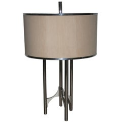 Minimal Chic Italian Design Table Lamp Sciolari Design 1970